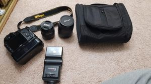 Nikon D3400 for Sale in West McLean, VA