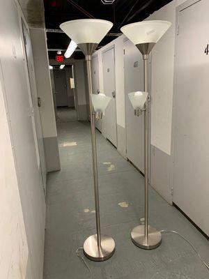 2 great lamps for Sale in Arlington, VA