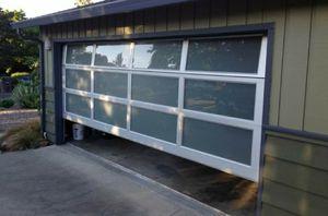 Garage door glass for Sale in San Diego, CA