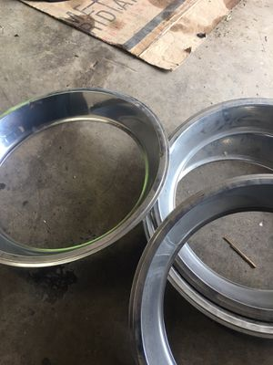 Chrome trim rings for Sale in Independence, OH