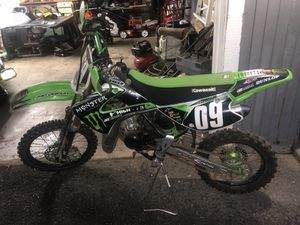 2009 Kx 85 monster edition for Sale in Naugatuck, CT