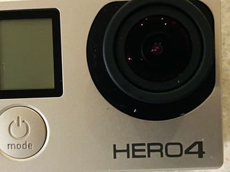 GoPro Hero 4 Silver for Sale in Vancouver,  WA