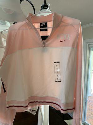 Nike Women's- 3 Sweatshirts- crop style size XL for Sale in Jonesboro, GA