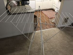 Expandable clothes drying rack for Sale in Redmond, WA