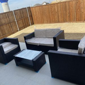4 Pc Patio Set for Sale in San Antonio, TX
