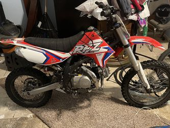 125cc apollo dirtbike for Sale in Houston,  TX
