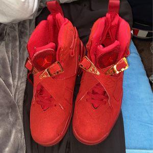 Jordan 8 Valentines for Sale in Stockton, CA