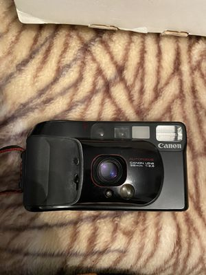Canon film camera for Sale in Queens, NY