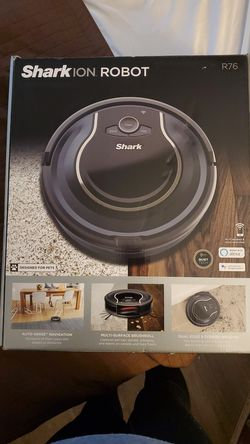 Brand new VACUUM shark ion robot retail$300 for Sale in Seattle,  WA