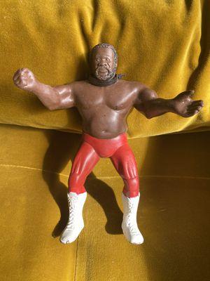 WWF JUNKYARD DOG LJN Titan Sports 1984 Wrestling Action Figure for Sale in Burien, WA