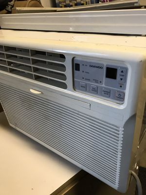 Window AC Unit. It works great. for Sale in Denver, CO