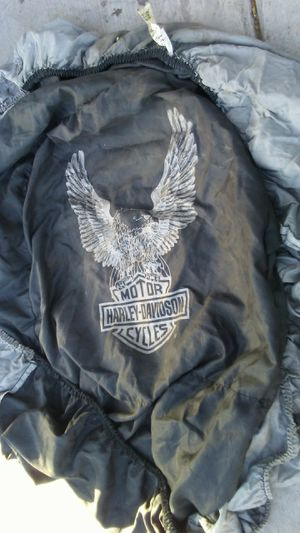 Harley Davidson Motorcycle Cover for Sale in Phoenix, AZ