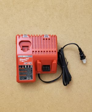 New Charger Milwaukee FIRM PRICE for Sale in Woodbridge, VA