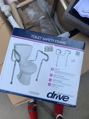 Drive Medical Toilet Safety Frame for Sale in Bakersfield, CA