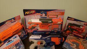 Nerf gun bundle for Sale in La Vergne, TN