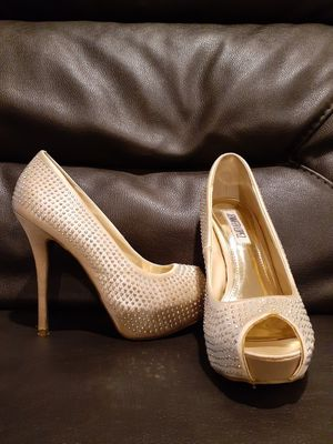 Jlo heels! for Sale in Miami, FL