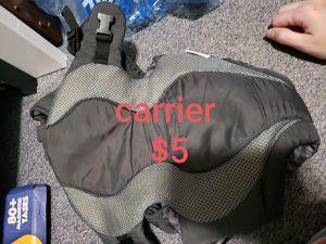 Baby carrier for Sale in North Tonawanda, NY