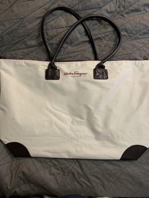 Salvatore ferragamo tote bag for Sale in Cornelius, OR