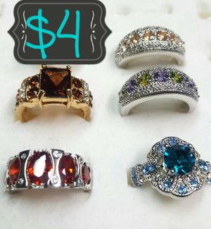 Rings - Silver / Gold for Sale in Gresham, OR