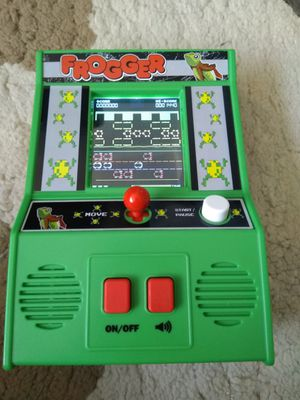 Frogger mini arcade game for Sale in Vacaville, CA