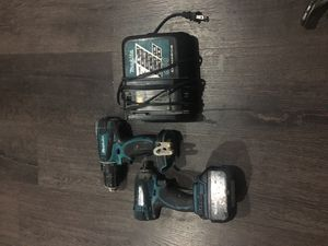 ***Makita 18V LXT Drill/Impact Driver w/ 1 18v 3.0ah Battery and Charger*** for Sale in Anaheim, CA