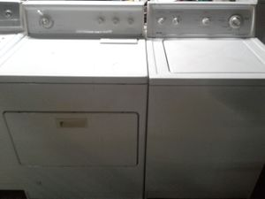 Kenmore set gas dryer and washer both work great for Sale in Detroit, MI
