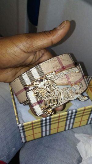Burberry Belt for Sale in West Palm Beach, FL