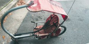 Bike trailer for Sale in NORTH PRINCE GEORGE, VA