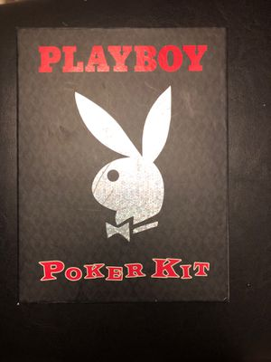 Playboy Poker Set for Sale in Glendale, CA