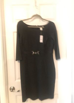 WHBM size 10 gray dress NWT for Sale in Gibsonia, PA