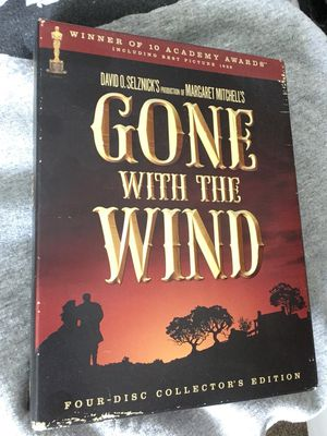 DVD Gone With The Wind collectors edition for Sale in St. Louis, MO
