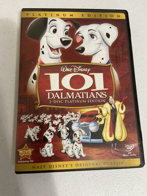 101 Dalmatians (Two-Disc Platinum Edition) DVD for Sale in Miami Gardens, FL