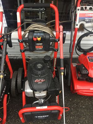 Husky 2600psi pressure washer for Sale in Lynnwood, WA