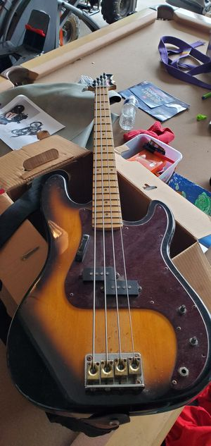 Gibson epiphone bass for Sale in Anaheim, CA