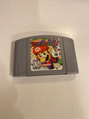 Nintendo game Mario party for Sale in Fremont, CA