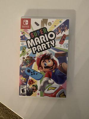 Super Mario Party Nintendo Switch for Sale in Miami, FL