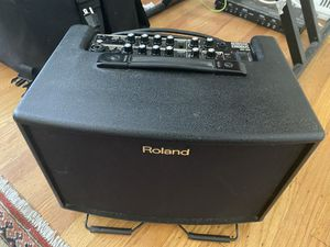 Ac60 acoustic guitar and keyboard amp w bag for Sale in San Francisco, CA