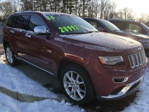 2014 Jeep Grand Cherokee for Sale in Natick, MA