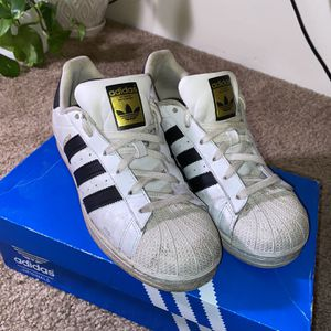 Adidas Superstar Shoes Size 8 for Sale in Portland, OR
