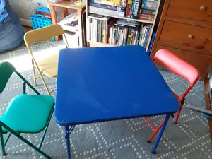 Kids Table & Chair Set for Sale in Brooklyn, NY