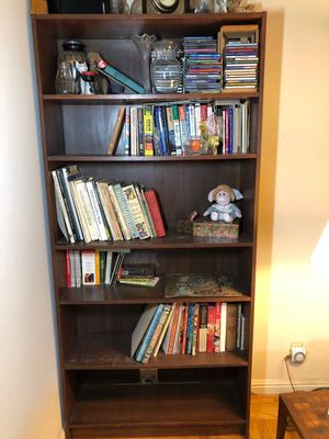 (2) Bookshelves 36x11x75 $40 each for Sale in Los Gatos, CA