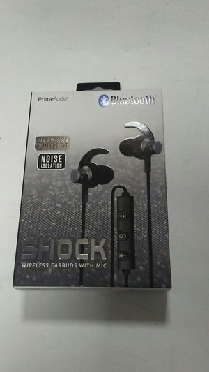Shock wireless earbuds for Sale in Lincolnia, VA