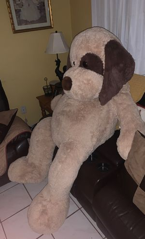 6 foot Teddy bear ( puppy edition ) for Sale in Miami, FL