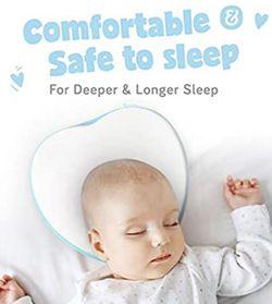 Baby pillow Supports Head/ Almohada de recién nacido for Sale in undefined
