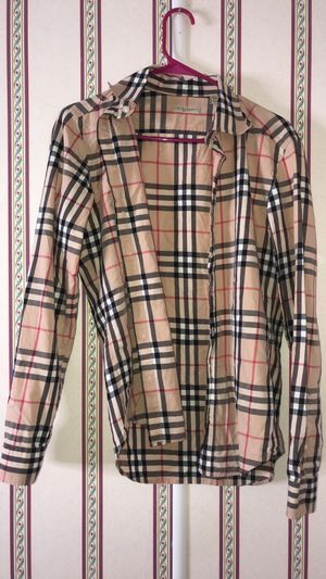 Burberry Shirt for Sale in Houston, TX