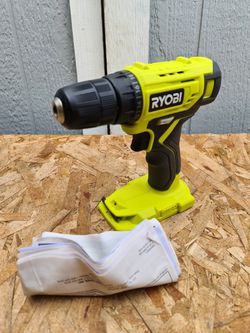 Ryobi 18-Volt ONE+ Cordless 3/8 in. Drill/Driver for Sale in Snohomish,  WA