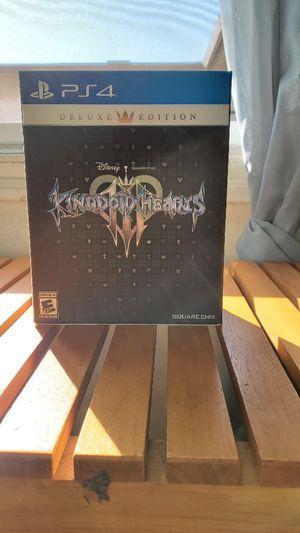 Kingdom Hearts 3 collectors edition for Sale in Richmond, CA