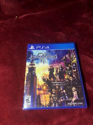 Kingdom Hearts 3 Brand New sealed PS4 for Sale in El Cajon, CA