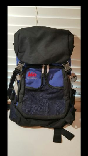Large REI Backpack- Camping, Hiking - Great Size & Very Clean for Sale in Chandler, AZ
