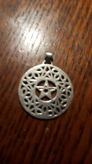 Gorgeous vintage Sterling Silver 925 pendant for Sale in Queens, NY